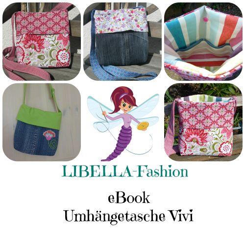 Produktfoto von Libella Fashion zum Nähen für Schnittmuster Vivi