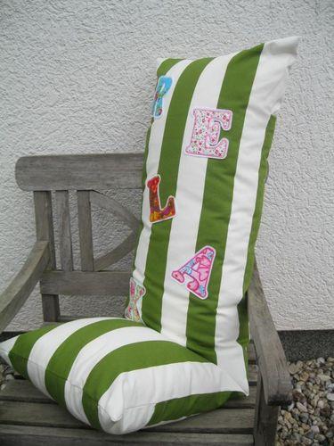 Produktfoto von Libella Fashion zum Nähen für Schnittmuster Sitzkissen Relax