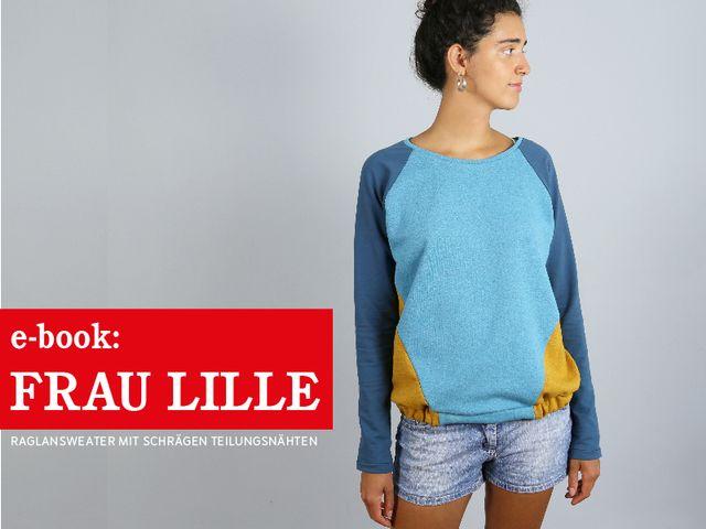 Produktfoto von schnittreif für Schnittmuster Frau Lille