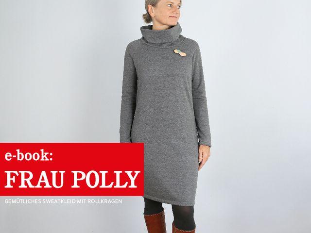 Produktfoto von schnittreif für Schnittmuster Frau Polly