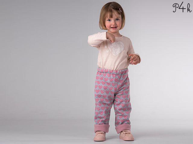 Produktfoto von Pattern 4 kids zum Nähen für Schnittmuster Fiocco
