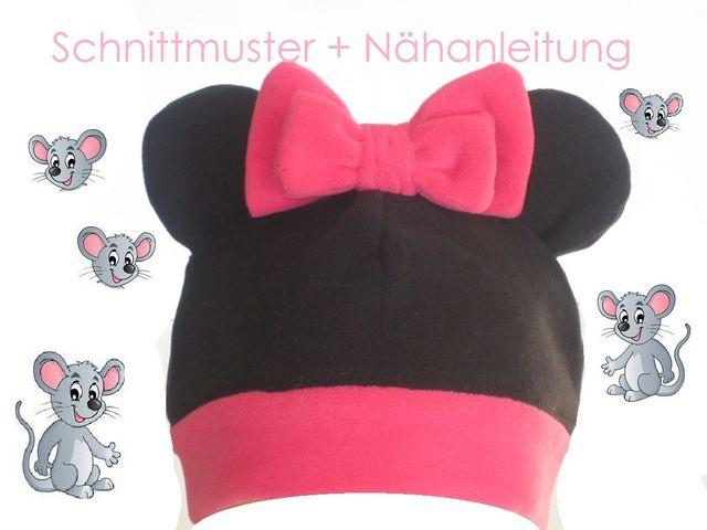 Produktfoto von Lunicum für Schnittmuster Mäuse-Mütze