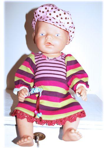 Produktfoto von Mamu Design für Schnittmuster Ulla (für Puppen)