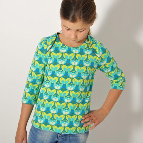 Produktfoto von Leni Pepunkt für Schnittmuster BASIC.shirt und -kleidchen