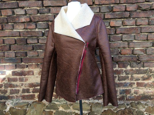Produktfoto von kleinerspatz zum Nähen für Schnittmuster Kurze Jacke