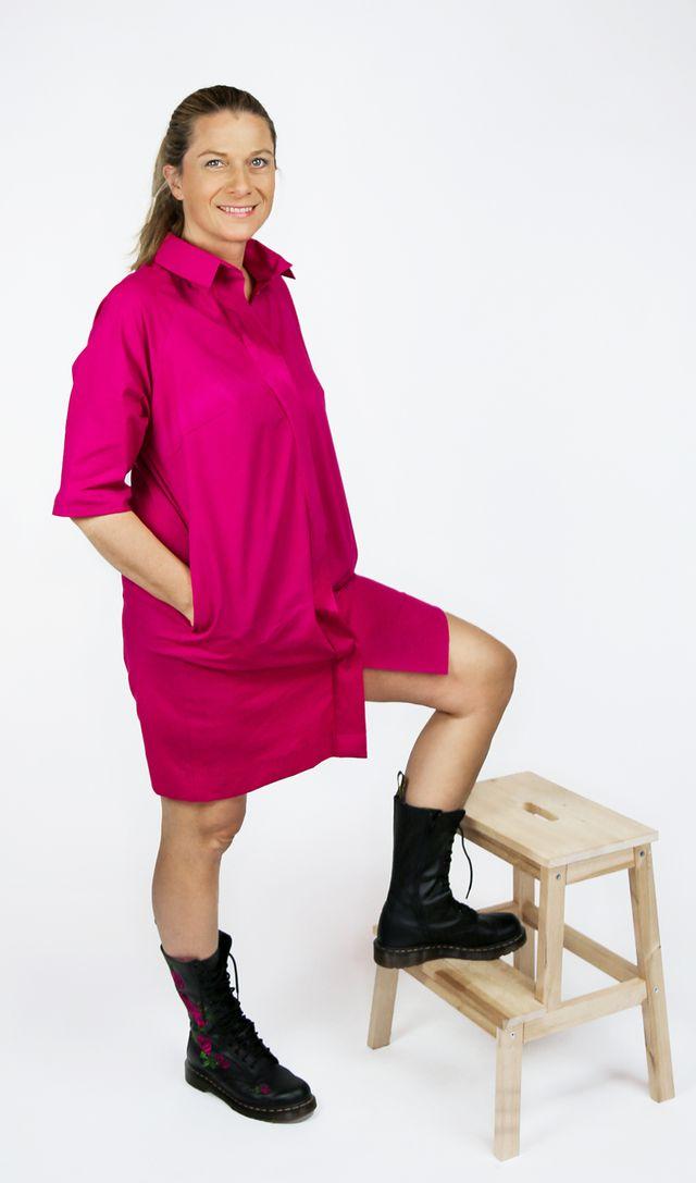 Produktfoto von SO Pattern zum Nähen für Schnittmuster Bluse Patricia Lady