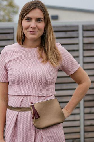 Produktfoto von textilsucht für Schnittmuster Tasche Tussi