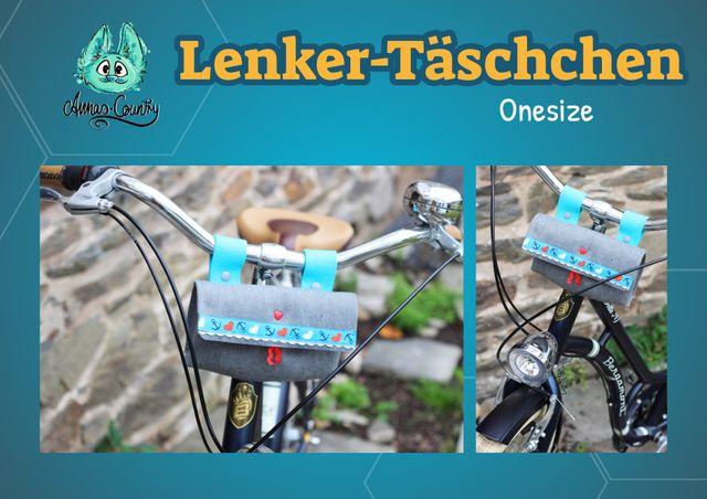 Produktfoto von Annas Country zum Nähen für Schnittmuster Lenker-Tasche