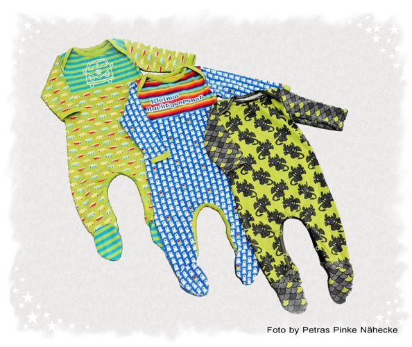 Produktfoto von Bunte Nähigkeiten für Schnittmuster Pepino