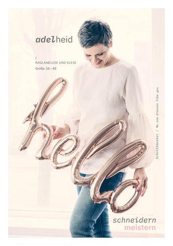 Produktfoto von schneidernmeistern zum Nähen für Schnittmuster Adelheid/Adelkleid