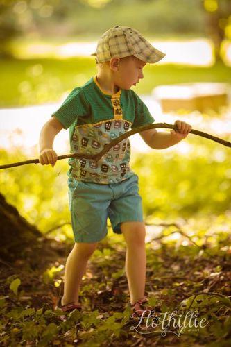 Produktfoto von Nähcram zum Nähen für Schnittmuster Shirt Maxim(a)