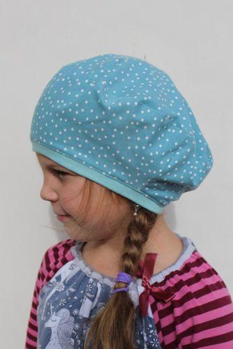 Produktfoto von Kleine Lotta Hohenberg für Schnittmuster Ballonmütze Bana