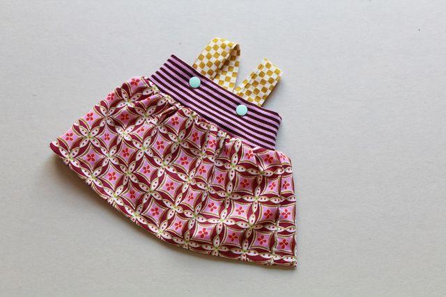 Produktfoto von Kleine Lotta Hohenberg für Schnittmuster Trägerkleid EASY