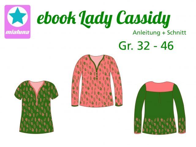 Produktfoto von mialuna für Schnittmuster Lady Cassidy