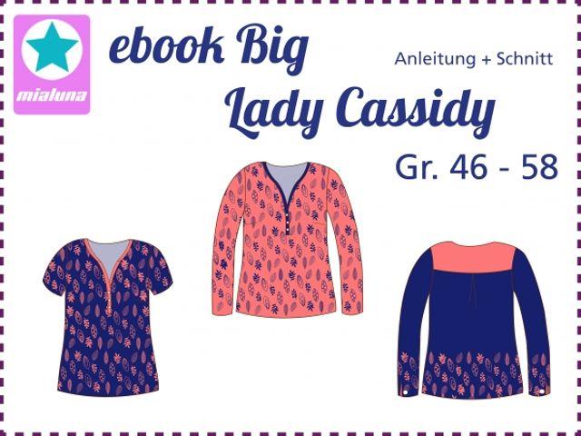 Produktfoto von mialuna für Schnittmuster Big Lady Cassidy