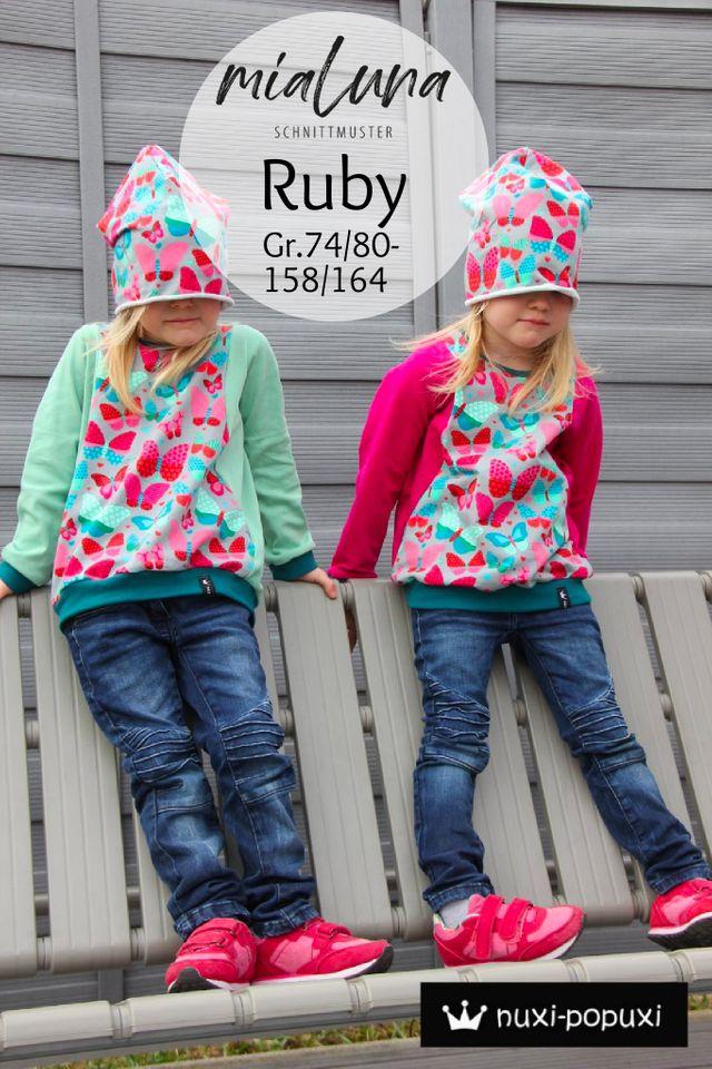 Produktfoto von mialuna zum Nähen für Schnittmuster Ruby