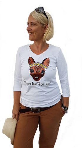 Produktfoto von Fadenkäfer für Schnittmuster Basicshirt Damen