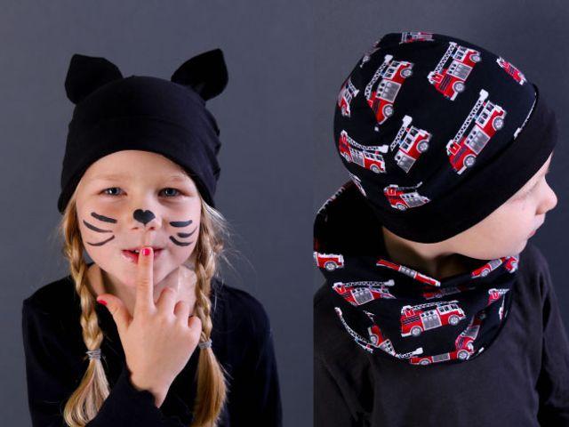 Produktfoto von Kid5 zum Nähen für Schnittmuster #63 Family-Hat