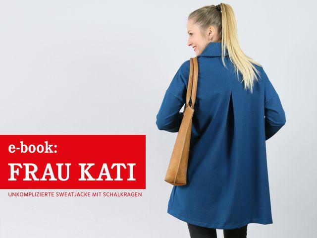 Produktfoto von STUDIO SCHNITTREIF zum Nähen für Schnittmuster Frau Kati