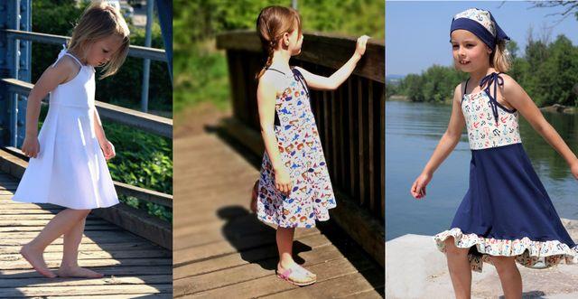 Produktfoto von Frau Ninchen zum Nähen für Schnittmuster Summer Speedy