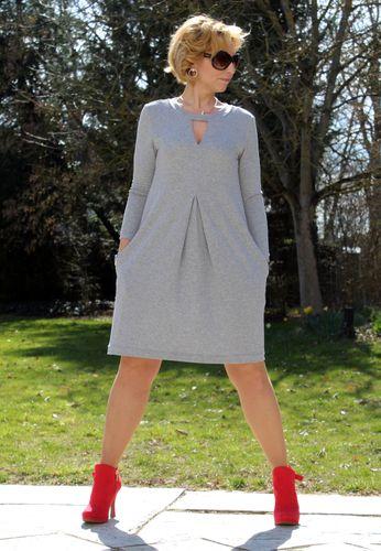 Produktfoto von SchnittmusterLounge zum Nähen für Schnittmuster Kleid Alix