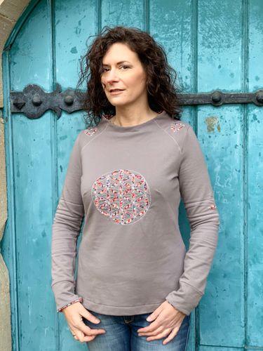 Produktfoto von SchnittmusterLounge zum Nähen für Schnittmuster Shirt Miss X