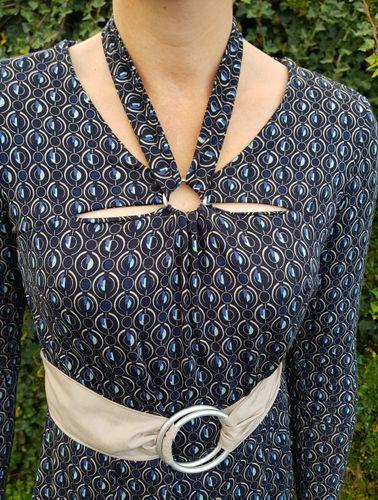 Produktfoto von SchnittmusterLounge zum Nähen für Schnittmuster Kleid/Shirt Lisboa