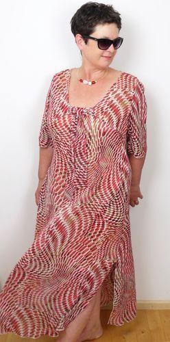 Produktfoto von SchnittmusterLounge zum Nähen für Schnittmuster Kleid Angie