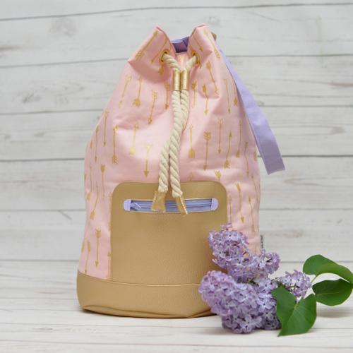 Produktfoto von Zucker & Zimt Design zum Nähen für Schnittmuster Tasche Finley