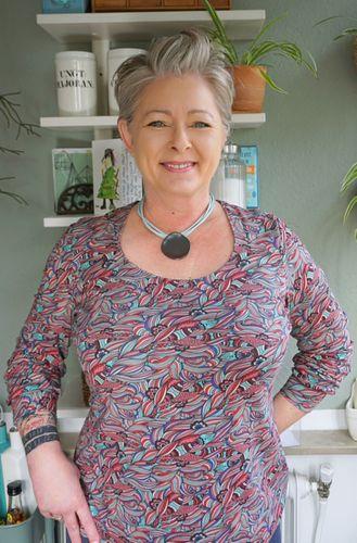 Produktfoto von SchnittmusterLounge zum Nähen für Schnittmuster Shirt Lona Cup D