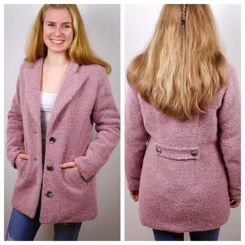 Produktfoto von SchnittmusterLounge zum Nähen für Schnittmuster Mantel Megan