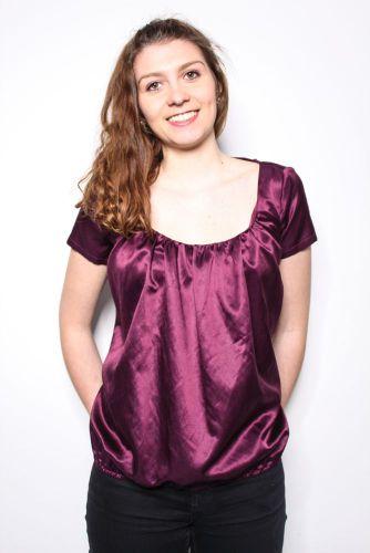 Produktfoto von Schnittmuster Berlin zum Nähen für Schnittmuster Bluse Emma