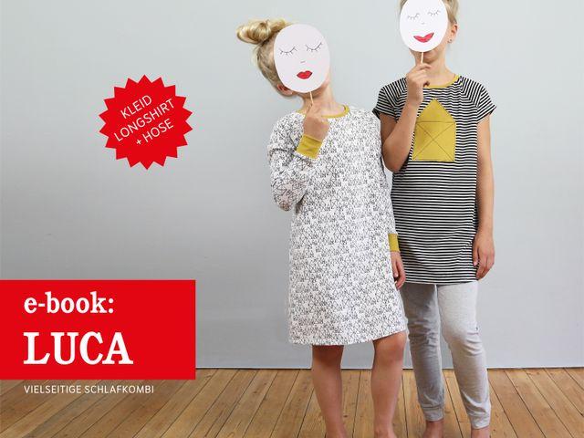 Produktfoto von schnittreif für Schnittmuster Luca