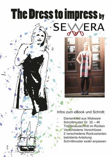 Produktfoto von sewera zum Nähen für Schnittmuster The Dress to Impress