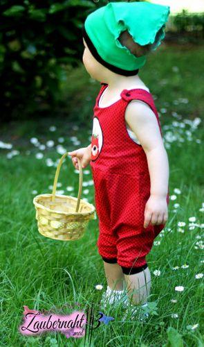 Produktfoto von Engelinchen zum Nähen für Schnittmuster Baby-Sommerstrampler Theo