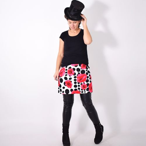 Produktfoto von Leni Pepunkt zum Nähen für Schnittmuster EASYPEASY.Rock