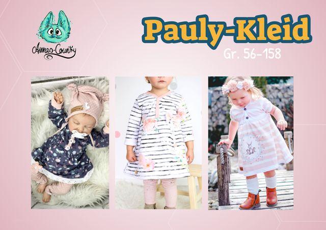 Produktfoto von Annas-Country zum Nähen für Schnittmuster Pauly-Kleid