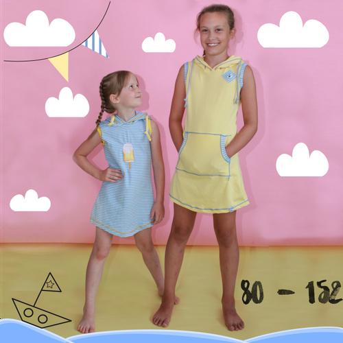 Produktfoto von Anni Nanni zum Nähen für Schnittmuster Zuckerschnute