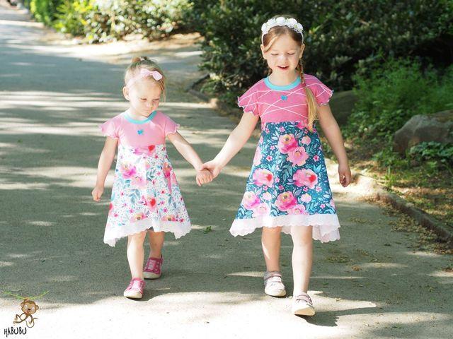 Produktfoto von Mamilu Design zum Nähen für Schnittmuster Kleid/Tunika Sweet Summer Girl