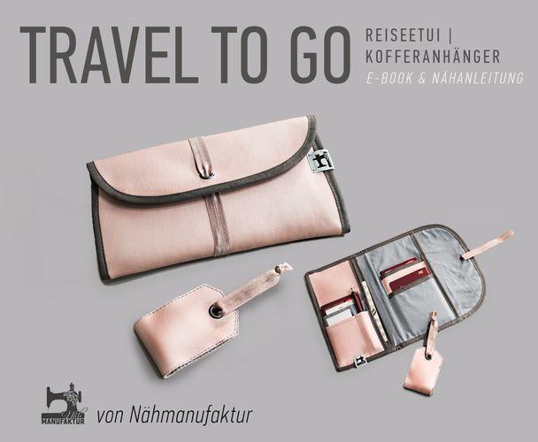 Produktfoto von Näh-Manufaktur zum Nähen für Schnittmuster Travel to Go