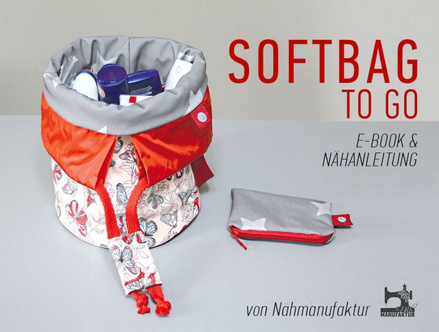 Produktfoto von Näh-Manufaktur zum Nähen für Schnittmuster Softbag to Go