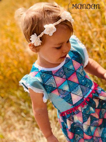 Produktfoto von Engelinchen für Schnittmuster Sommerkleid little Sue