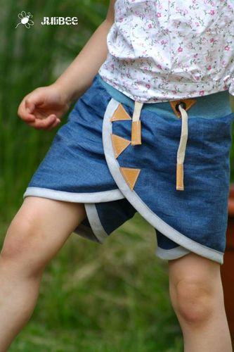 Produktfoto von FrleinFaden zum Nähen für Schnittmuster Hosenrock