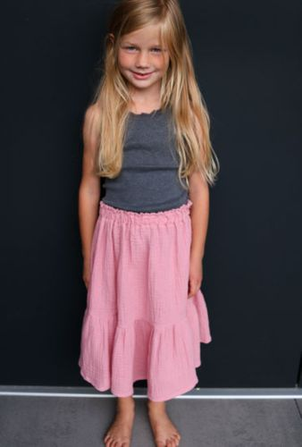 Produktfoto von Kid5 zum Nähen für Schnittmuster Carla-Skirt
