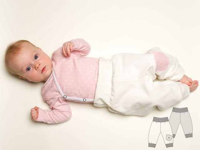 Produktfoto von Pattern 4 kids zum Nähen für Schnittmuster Bebe