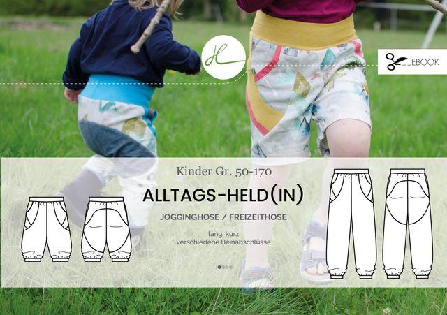 Produktfoto von Hilli Hiltrud zum Nähen für Schnittmuster Alltags-Held(in) - neue Version
