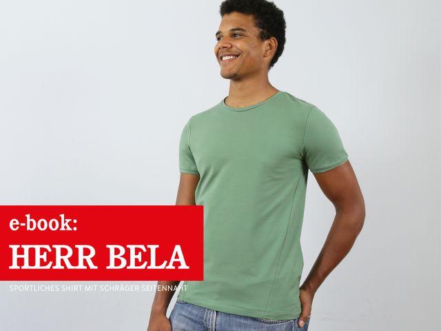 Produktfoto von STUDIO SCHNITTREIF zum Nähen für Schnittmuster Herr Bela