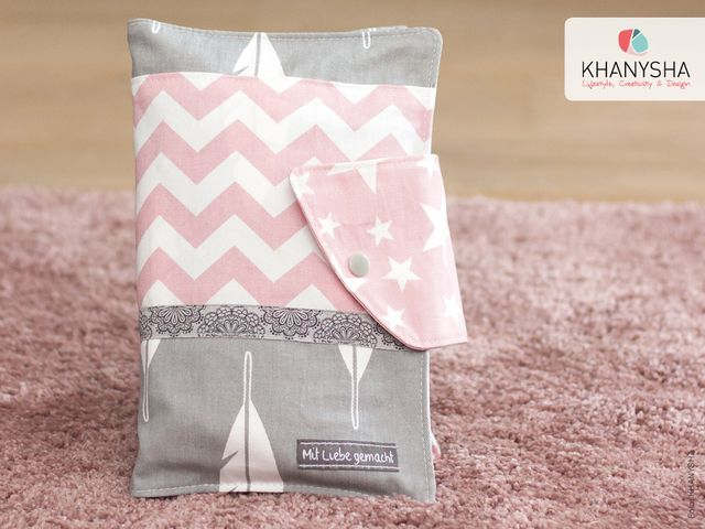 Produktfoto von Khanysha zum Nähen für Schnittmuster Windeletui Kleiner Stinker