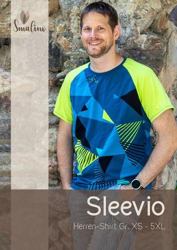Produktfoto von Smalino zum Nähen für Schnittmuster Herren-Shirt Sleevio