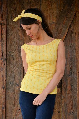 Produktfoto von SchnittmusterLounge zum Nähen für Schnittmuster Miss Audrey